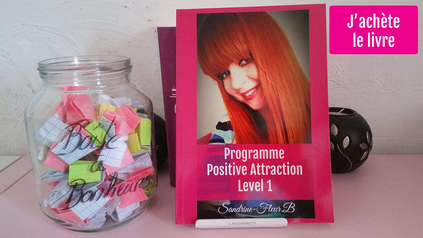 Livre positive attraction level 1