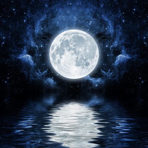 Lumière de Lune by Sandrine-Fleur.B